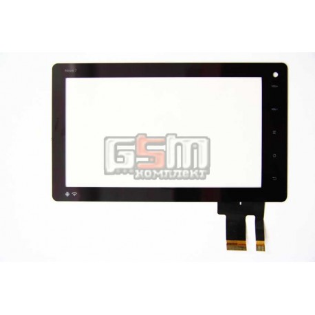 """Tачскрин (сенсорный экран, сенсор) для китайского планшета 7"""", 30+6 pin, с маркировкой 300-N3288C-A00-VER1.0, 300-N3288C-B00-VER"""