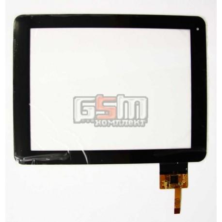 """Tачскрин (сенсорный экран, сенсор) для китайского планшета 8"""", 12 pin, с маркировкой 300-N3708A-B00-VER1.0, для Enot OlinGo V134"""