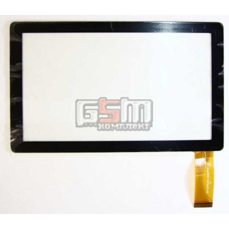 """Tачскрин (сенсорный экран, сенсор) для китайского планшета 7"""", 30 pin, размер 173 х 105 мм, с маркировкой CZY6075E-FPC, CZY6075A"""
