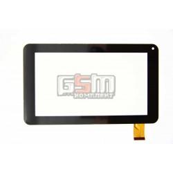 """Tачскрин (сенсорный экран, сенсор) для китайского планшета 7"""", 30 pin, с маркировкой TYF1039V3, TYF-20121122-1039V3, OPD-TPC183"""