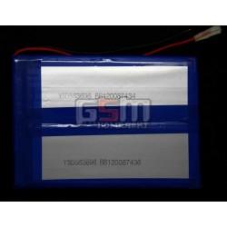 Аккумулятор для китайского планшета, универсальный (96*66*5,6 мм), (Li-ion 7.4V 2500mAh)