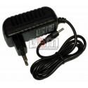 Мережевий зарядний пристрій для китайських планшетів, d 3,5 мм, (5В, 2А)