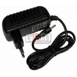 Сетевое зарядное устройство для китайских планшетов, d 3,5 мм, (9В, 2А)