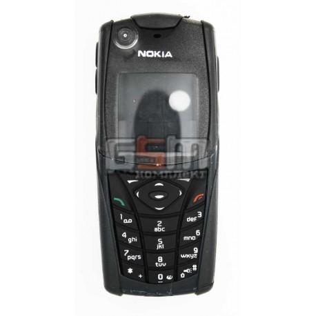Корпус для Nokia 5140, черный, копия ААА