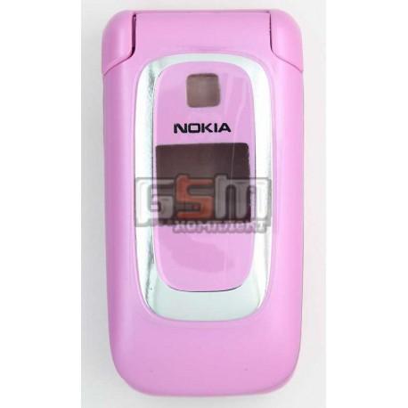 Корпус для Nokia 6085, розовый, копия ААА