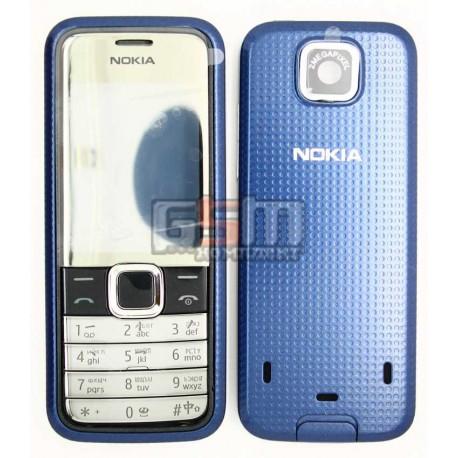 Корпус для Nokia 7310sn, синий, копия ААА