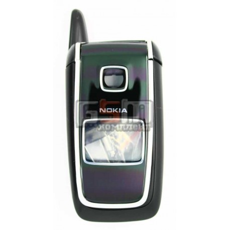 Корпус для Nokia 6101, черный, копия ААА