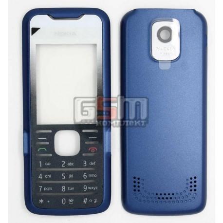 Корпус для Nokia 7210sn, синий, копия ААА