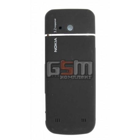 Корпус для Nokia 6730c, черный, копия ААА