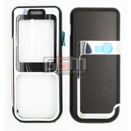 Корпус для Nokia 7360, коричневый, копия ААА