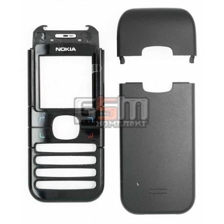 Корпус для Nokia 6030, черный, копия ААА