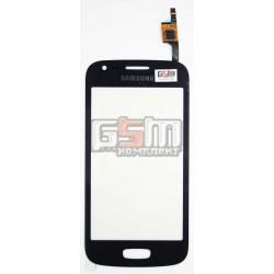 Тачскрин для Samsung S7270 Galaxy Ace 3, S7272 Galaxy Ace 3 Duos, черный