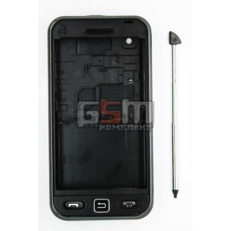 Корпус для Samsung S5230W, черный, high-copy