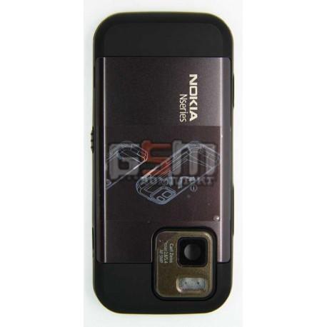 Корпус для Nokia N97 Mini, копия AAA, бронзовый