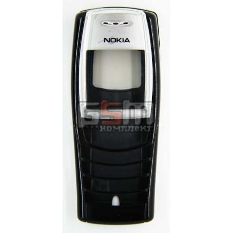 Корпус для Nokia 6610, черный, копия ААА