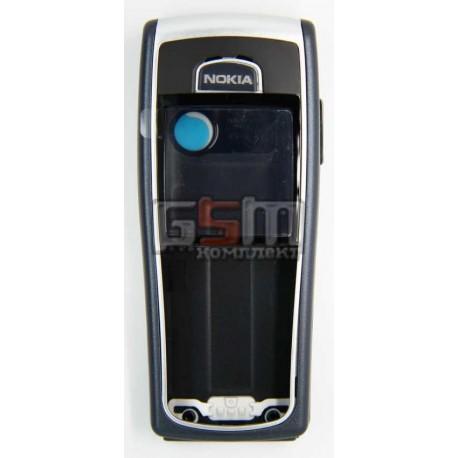 Корпус для Nokia 6230, черный, копия ААА
