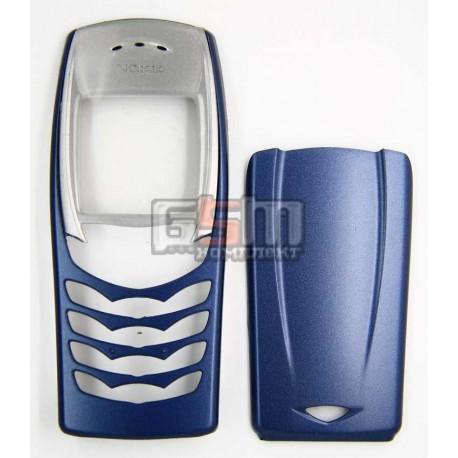 Корпус для Nokia 6100, синий, копия ААА
