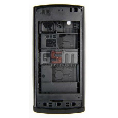 Корпус для Nokia 500, черный, копия ААА
