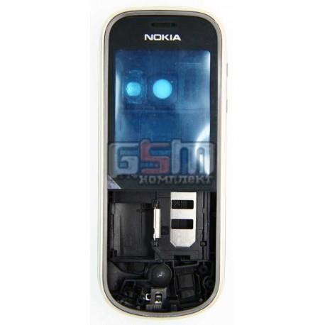 Корпус для Nokia 3720c, черный, копия ААА