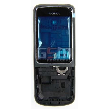 Корпус для Nokia 2710n, черный, high-copy