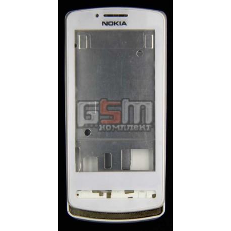 Корпус для Nokia 700, белый, копия ААА