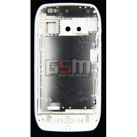 Корпус для Nokia 710 Lumia, белый, копия ААА