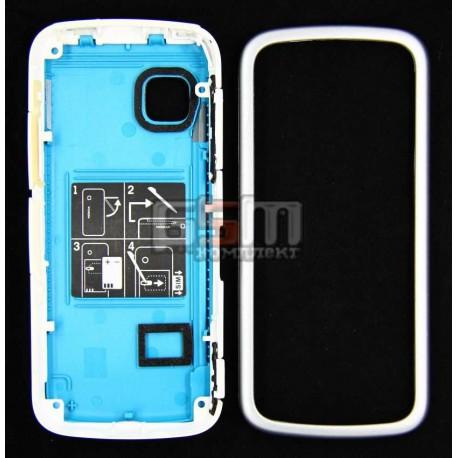 Корпус для Nokia 5230, синий, копия ААА
