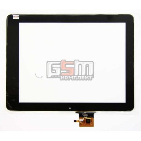 """Tачскрин (сенсорный экран, сенсор) для китайского планшета 9.7"""", 6 pin, с маркировкой PB97DR971, HOTATOUCH C237180A1 FPC613DR"""
