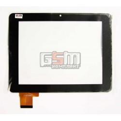 Tачскрин (сенсорный экран, сенсор) для китайского планшета 7, 40 pin, с маркировкой LT70352A0, CPT070053, 70311B2, st-tpc0701, CTP070053 для Ployer MOMO7, AW900, AW900J, Tablet PC, Saturn, размер 175*135, черный