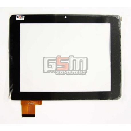 """Tачскрин (сенсорный экран, сенсор) для китайского планшета 7"""", 40 pin, с маркировкой LT70352A0, CPT070053, 70311B2, st-tpc0701,"""