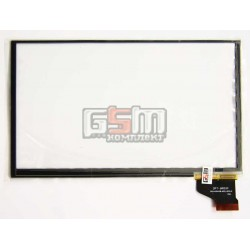 Tачскрин (сенсорный экран, сенсор) для китайского планшета 7, 30 pin, с маркировкой DTP-GROUP 300-N3943B-A00_VER1.0 для Prestigio MultiPad PMP3170 Pro , размер 161 x 96 mm
