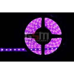 Светодиодная лента LED-RGB-SMD-5050, 60 шт/м, водонепроницаемая IP67 в силиконовой трубке, 12V цвет свечения многоцветная (Цена