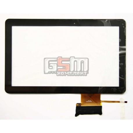 """Тачскрин (сенсорный экран, сенсор ) для китайского планшета 10"""", 6 pin, с маркировкой TOPSUN_GLAB_B , XC-1312, XC-1311, для GoCl"""