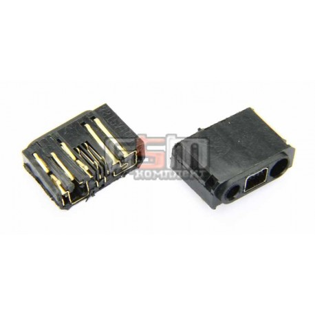 Коннектор зарядки для Nokia 1110, 1112, 1600, 2310, 2610, 6030