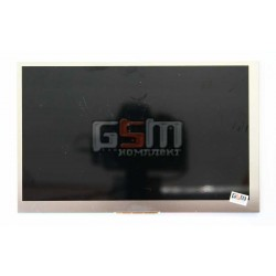 Дисплей для планшета Lenovo IdeaTab A1000, IdeaTab A5000, (HJ070NA-13D)