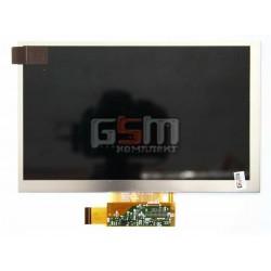 Дисплей для планшетов Lenovo IdeaTab A1000, IdeaTab A1000F, IdeaTab A1000L, IdeaTab A2107A, IdeaTab A5000, #BA070WS1-100
