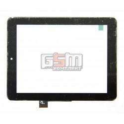 Tачскрин (сенсорный экран, сенсор) для китайского планшета 8, 51 pin, с маркировкой F0264 XDY, F0264 HZX, C0381-DX, для 3Q Qoo! Q-pad RC0817C, размер 198*150 мм, черный
