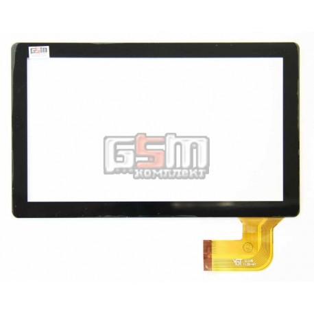 """Тачскрин (сенсорный экран, сенсор ) для китайского планшета 7"""", 36 pin, размер 173 х 105 mm, с маркировкой 1135-A1, для Orion TP"""