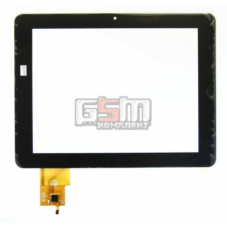 """Tачскрин (сенсорный экран, сенсор) для китайского планшета 9.7"""", 6 pin, с маркировкой PB97DR8185, для GoClever TAB R974.2"""