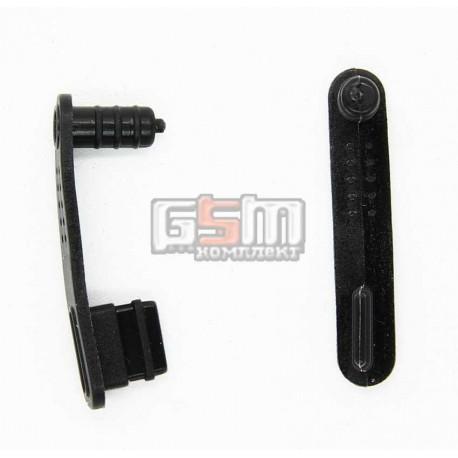 Заглушка Anti-dust для iPhone 5, iPhone 5s ,черная