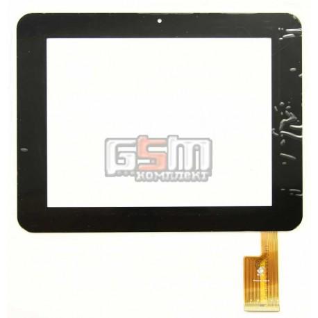 """Tачскрин (сенсорный экран, сенсор) для китайского планшета 8"""", 50 pin, с маркировкой TPC0156 VER3.0, для Sanei N83, Ampe A85, ра"""