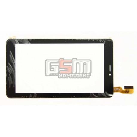 """Тачскрин (сенсорный экран, сенсор ) для китайского планшета 7"""", 30 pin, с маркировкой CZY6473B01-FPC , размер 187 x 103 mm"""