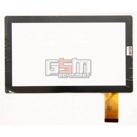 """Tачскрин (сенсорный экран, сенсор) для китайского планшета 7"""", 36 pin, с маркировкой YJ024FPC-V0, CTP-016A, RYHC019FPC-V0, 70342"""