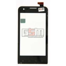 Тачскрин для Prestigio MultiPhone PAP4040 DUO, черный