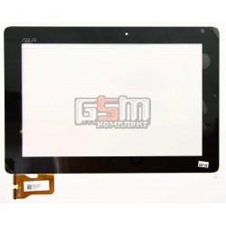 """Сенсорный экран для планшета Asus MeMO Pad FHD 10 LTE ME302KL (K005), 10.1"""", черный, rev 1, (69.10I27.T01/I101FGT10.0)"""