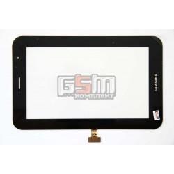 Тачскрин для планшета Samsung P6200 Galaxy Tab Plus, черный