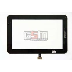 Тачскрин для планшета Samsung P3100 Galaxy Tab2 , P3110 Galaxy Tab2 , черный, (версия Wi-fi)