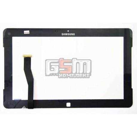 Тачскрин для планшета Samsung ATIV Smart PC XE500, черный