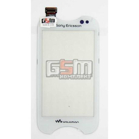 Тачскрин для Sony Ericsson WT13, белый