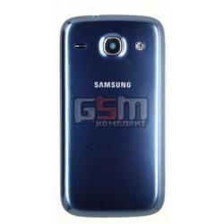 Корпус для Samsung I8260 Galaxy Core, I8262 Galaxy Core, синий